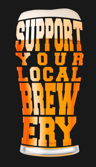 SupportLocalBrewery